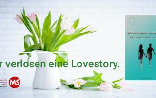 """Anlässlich des heutigen Valentinstages verlosen wir den Roman """"Chronisch verliebt – Schicksalhafte Reise ins Glück"""" vonMark Knietsch."""