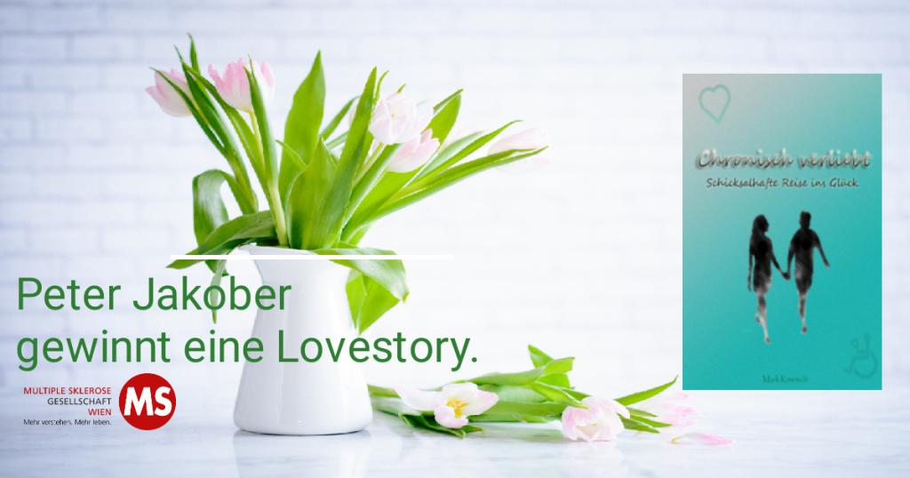 """Anlässlich des heurigen Valentinstages haben wir den Roman """"Chronisch verliebt – Schicksalhafte Reise ins Glück"""" von Mark Knietsch verlost. Aus den zahlreichen Einsendungen haben wir einen Gewinner gezogen. Wir gratulieren herzlich."""
