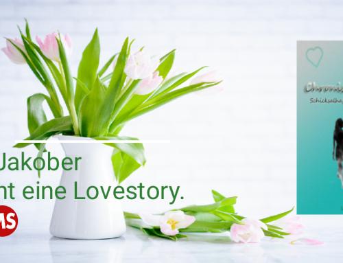 Valentinstag: Wir verlosen einen Liebesroman