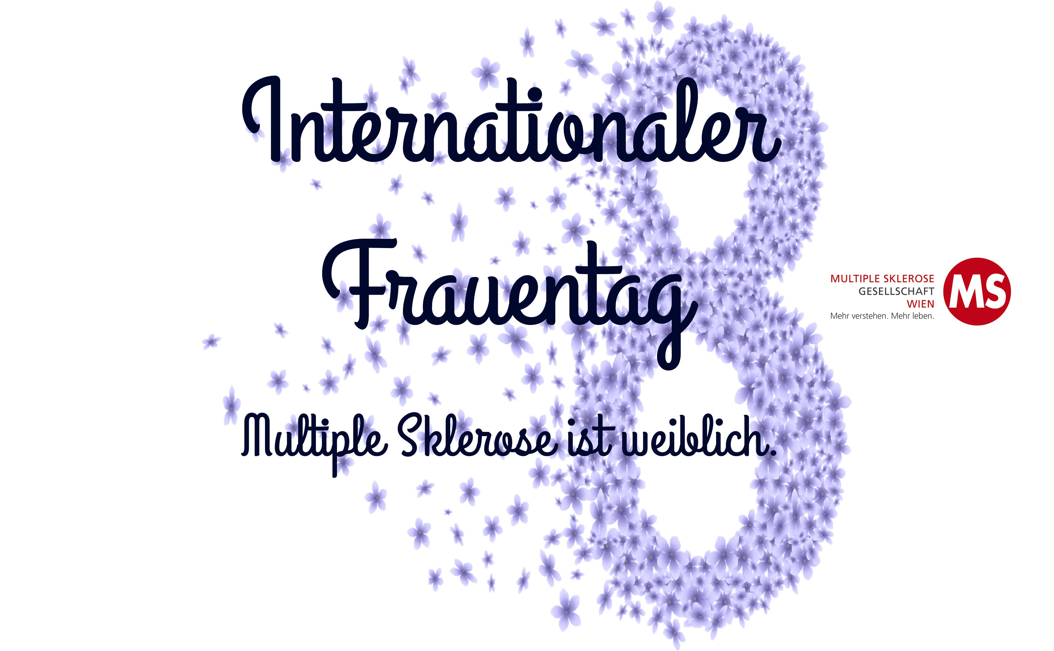 Internationaler Frauentag: Multiple Sklerose ist weiblich
