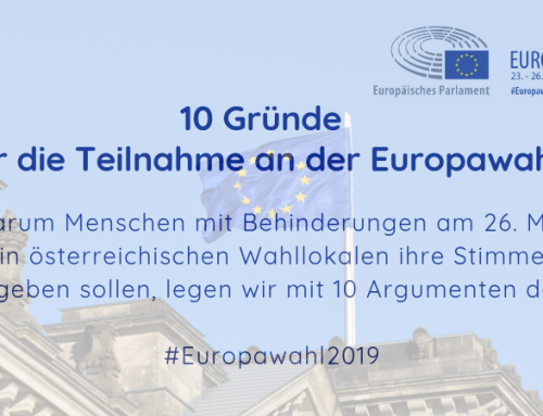 10 Gründe für die Teilnahme an der EU-Wahl
