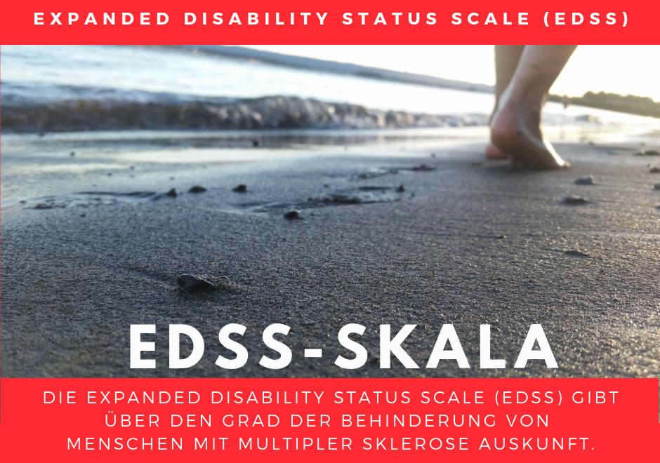 Die Expanded Disability Status Scale (EDSS) gibt über den Grad der Behinderung von Menschen mit Multipler Sklerose Auskunft.