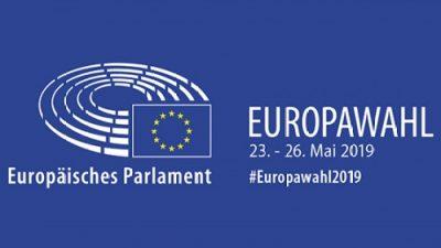 Europäisches Parlament - Europawahl 23. - 26. Mai 2019 © European Parliament, 2018