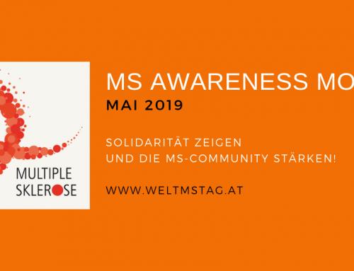 MS Awareness-Monat Mai