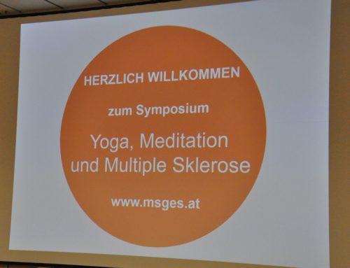 Symposium: Yoga, Meditation und Multiple Sklerose