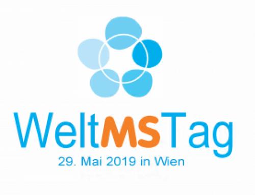 29. Mai 2019: Welt MS Tag in Wien