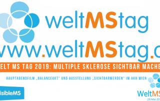 """Welt MS Tag 2019: Hauptabendfilm """"Balanceakt"""" und Ausstellung """"Sichtbarwerden"""" im AKH Wien"""