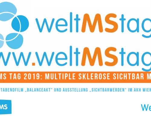 Welt MS Tag: Multiple Sklerose sichtbar machen