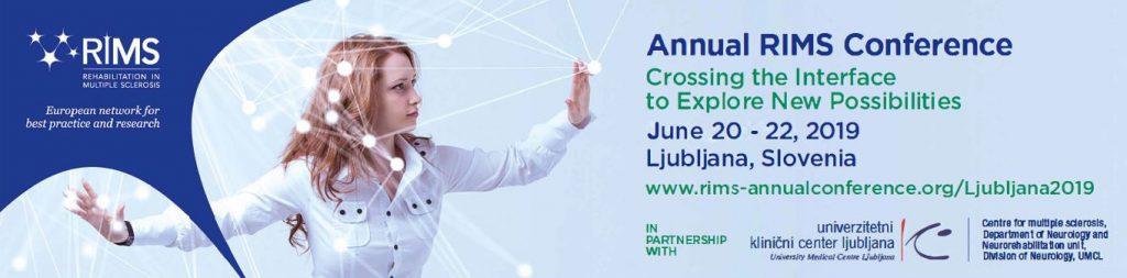 Das Europäische Netzwerk für bewährte Verfahren und Forschung im Bereich der MS-Rehabilitation (RIMS) hält von 20. bis 22. Juni 2019 in Ljubljana seine Jahreskonferenz ab.