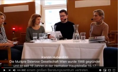 Die Psychotherapeutin Julia Asimakis und Kerstin Huber-Eibl von der Multiple Sklerose Gesellschaft Wien und die Schirmherrin Alexandra Vossoughi-Turnauer erzählen, mit welchen Anfragen sich Menschen mit Multipler Sklerose und deren Angehörige an die MS-Gesellschaft wenden. Carina Rathammer spricht darüber, von welchen Unterstützungsangeboten MS-Betroffene profitieren. Die Sendung zum Welt MS Tag wird am 28. Mai von Freak-Radio auf Ö1 Campus ausgestrahlt.