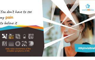 Mit dem Plakat-Generator im MS Awareness-Monat Mai ein individuelles Poster erstellen und damit Multiple Sklerose sichtbar machen! Das Poster oder die Grafik lässt sich auf Facebook, Twitter und Instagram teilen, downloaden und ausdrucken.