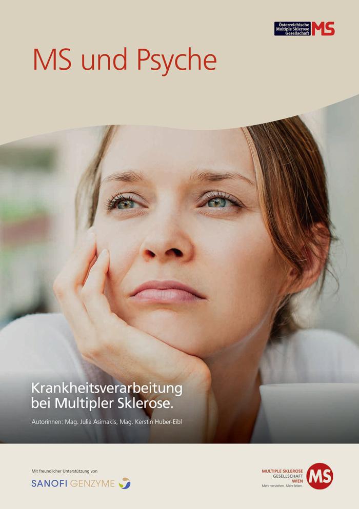 Mag. Julia Asimakis und Mag. Kerstin Huber-Eibl: MS und Psyche. Krankheitsverarbeitung bei Multipler Sklerose (2019)