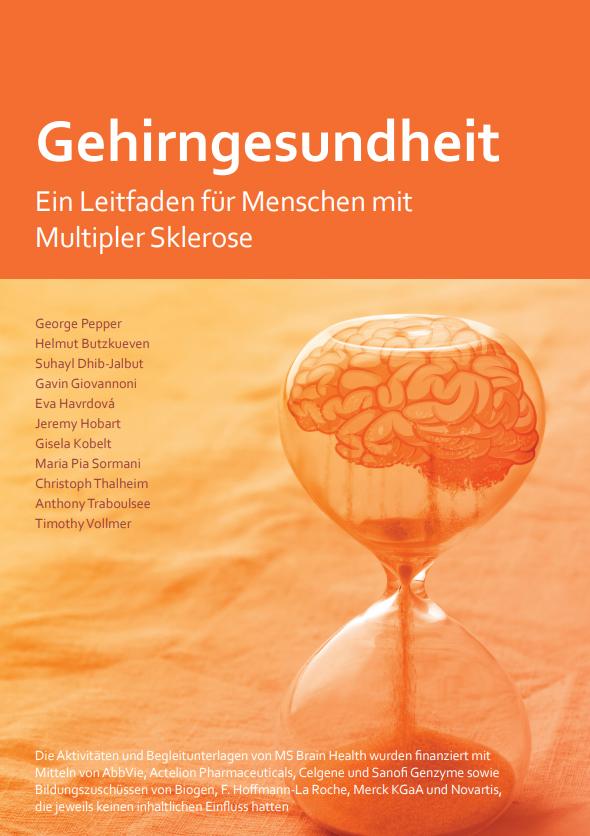 Gehirngesundheit: ein Leitfaden für Menschen mit Multipler Sklerose