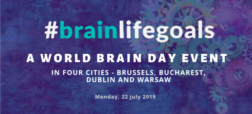 22. Juli: Welttag des Gehirns #BrainLifeGoals, Credit: EFNA
