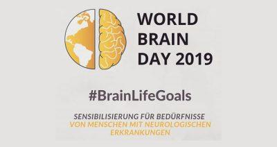 #BrainLifeGoals: Sensibilisierung für Bedürfnisse von Menschen mit neurologischen Erkrankungen