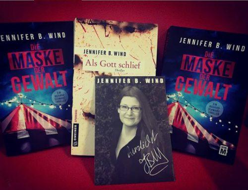 Verlosung: Krimis von Jennifer B. Wind
