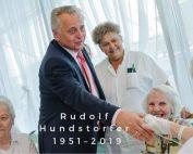 Rudolf Hundstorfer 1951 – 2019, Bild: FlickR SPÖ, Montage: MSGES Wien