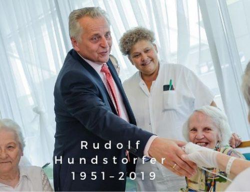 Im Gedenken an Rudolf Hundstorfer