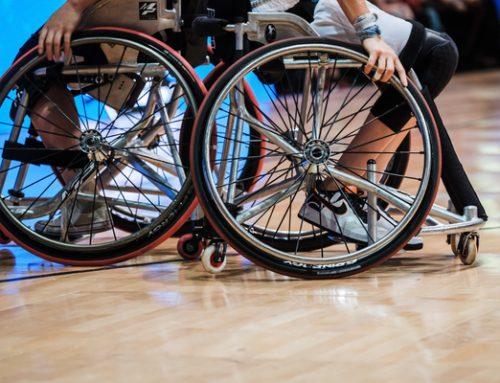 Yoga für Menschen mit Rollstuhl