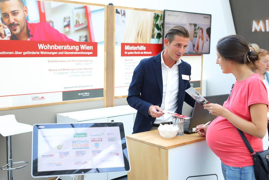 Wohnmesse, Credit: Wohnservice Wien/L. Schedl