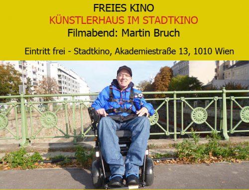 Filmabend: Martin Bruch