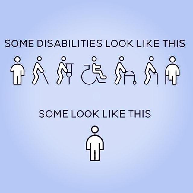 Multiple Sklerose ist meist unsichtbar.