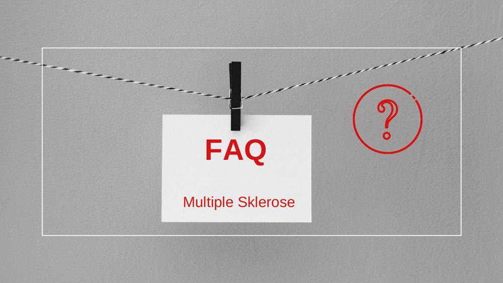 Die häufigsten Fragen zu Multipler Sklerose