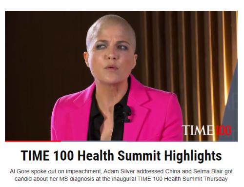 Selma Blair beim Time 100 Health Summit