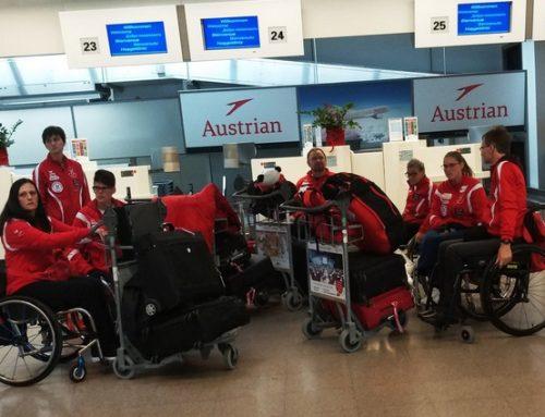 Salzburger Rollstuhl-Tanzteam: Flug verweigert