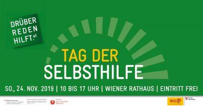 Erfahrungen austauschen, Kontakte knüpfen, mehr über das Thema Selbsthilfe erfahren - all das erwartet Besucherinnen und Besucher am Tag der Selbsthilfe im Wiener Rathaus.