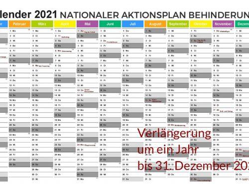 Nationaler Aktionsplan Behinderung