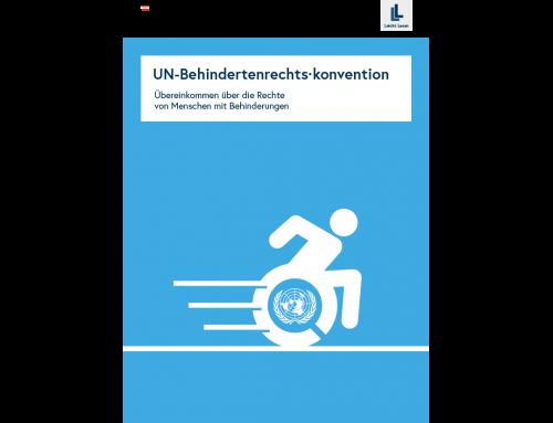 UN-Behindertenrechts-Konvention nicht vollständig umgesetzt