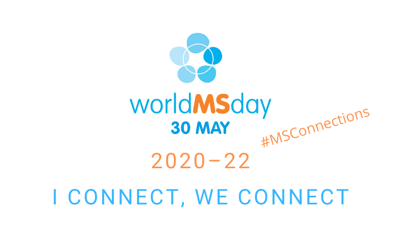 Welt-MS-Tag 2020-22: 'I Connect, We Connect' #MSConnections