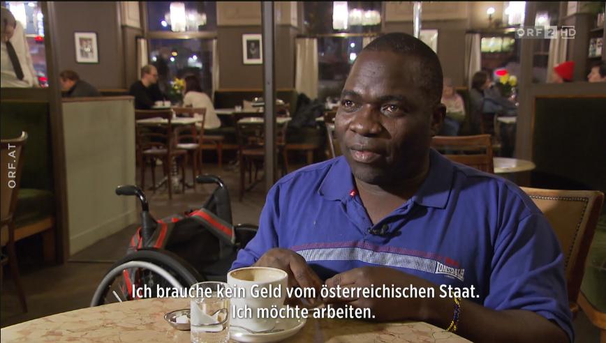 Screenshot Heimat fremde Heimat vom 1.12.2019, Copyright: ORF