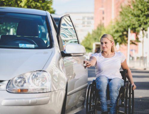 🚗 Befreiungen für Menschen mit Behinderungen 🚗