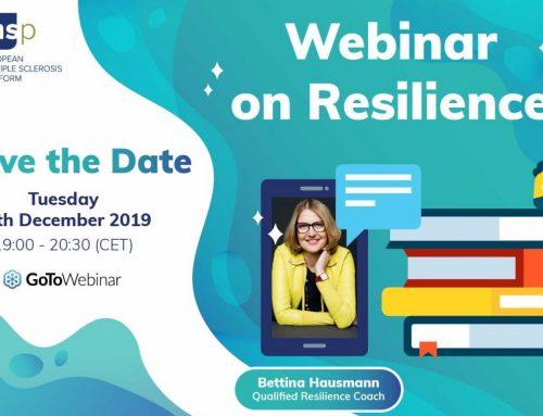 Webinar: Entwicklung und Stärkung von Resilienz