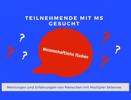 Aktuelle Studien für Menschen mit MS
