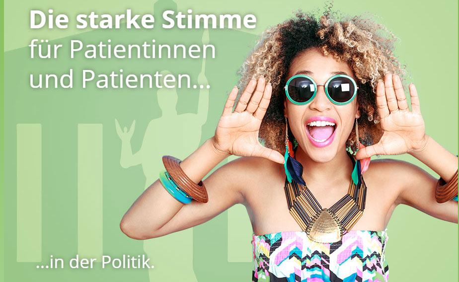 Credit: BVSHOE, Dachverband der bundesweit tätigen, themenbezogenen Selbsthilfe- und Patientenorganisationen Österreichs