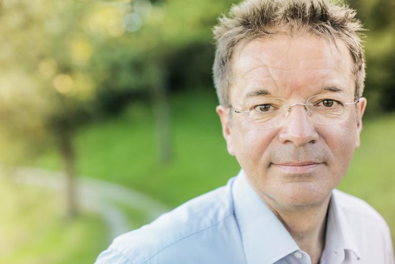 Bundesminister Rudolf Anschober, Foto: www.anschober.at