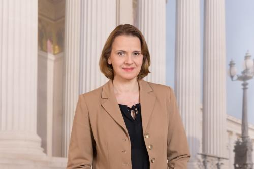 Dr. Dagmar Belakowitsch © Parlamentsdirektion / PHOTO SIMONIS