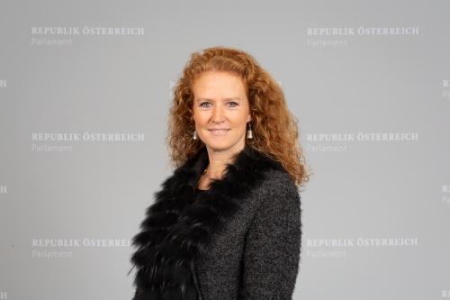 Fiona Fiedler, BEd © Parlamentsdirektion / PHOTO SIMONIS