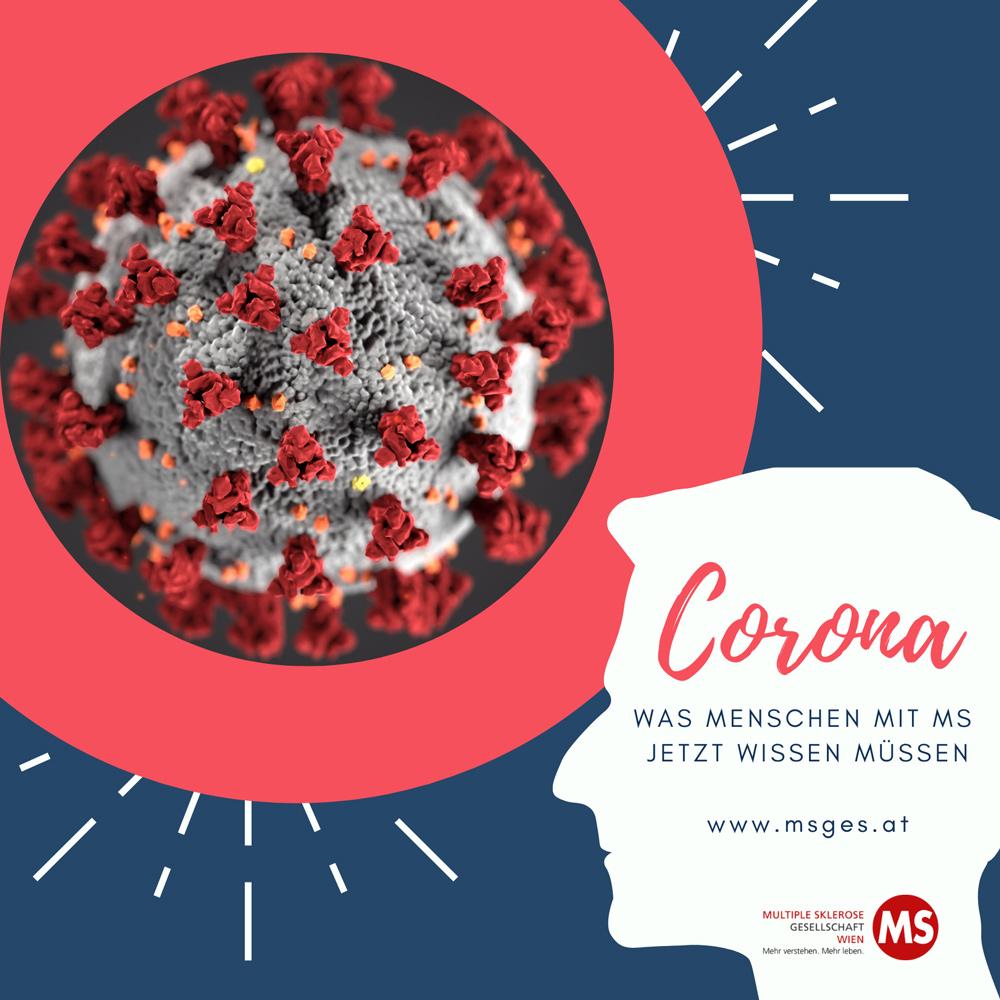 Corona & MS. Was Menschen mit MS jetzt wissen müssen Foto: Unsplash