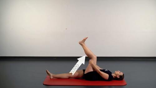 Beweglichkeits-Übung: Hüft-Extension