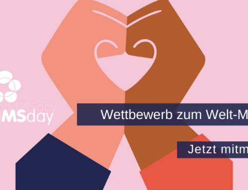 Wettbewerb zum Welt-MS-Tag: Jetzt mitmachen!