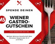Spende deinen Wiener Gastro-Gutschein!
