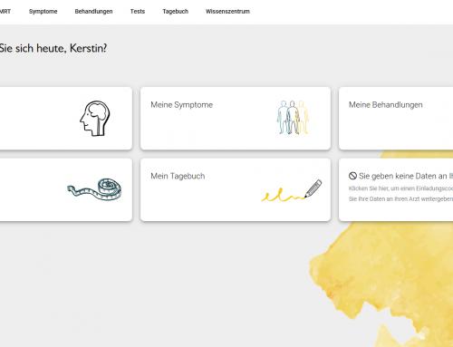icompanion: App für MS-Betroffene