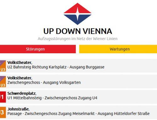 Up Down Vienna