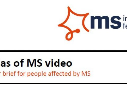 MS Video Atlas – We are the global faces of MS