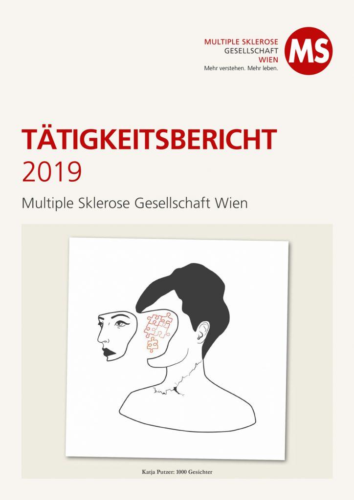 Tätigkeitsbericht der Multiple Sklerose Gesellschaft Wien für das Jahr 2019