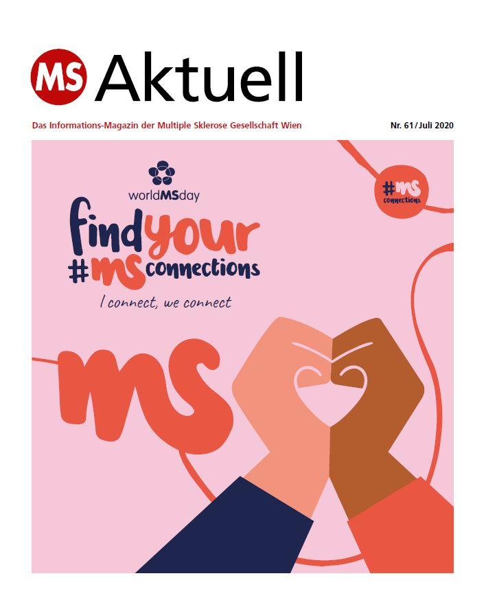Cover des MS Aktuell, Ausgabe 61, Jahrgang 2020